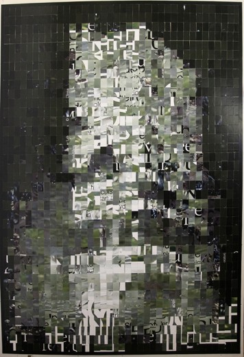 Cut up Untitled,-2007-German-Tower