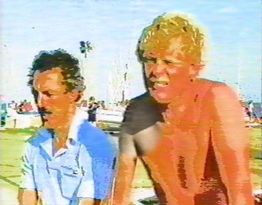 Scratch George-Barber,-Tilt 1984