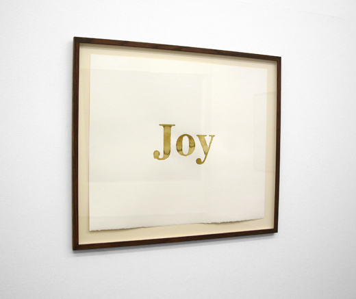 Jamie Shovlin Joy