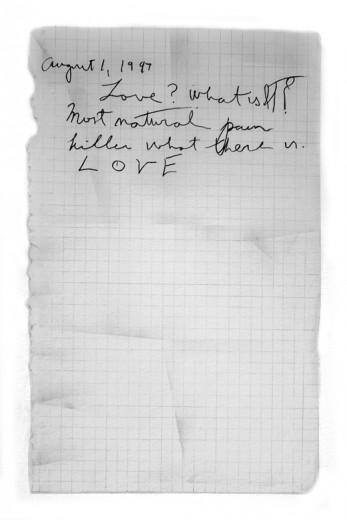 Graham Dolphin Burroughs-Diary
