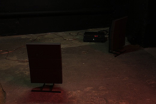 Sound Spill install iv