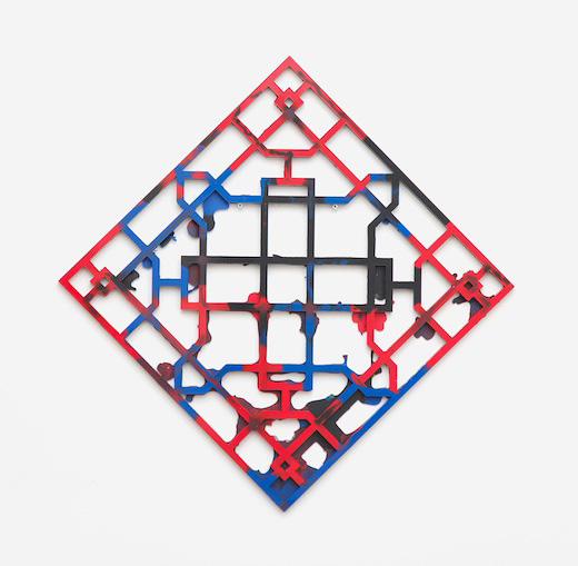 Oliver Laric Chippendale Cubes 1