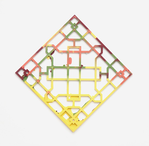 Oliver Laric Chippendale Cubes 10