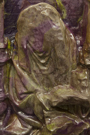 Oliver Laric Versions Relief Detail 1