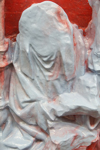 Oliver Laric Versions Relief Detail 4