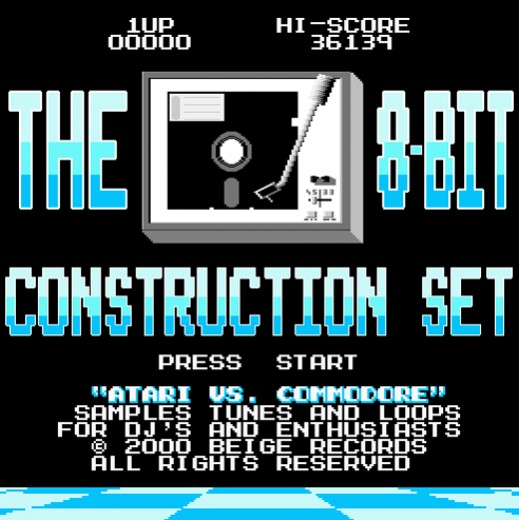 PBD 8 bit construction