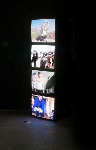 Constant-Dullaart-DVD-screensaver-performances
