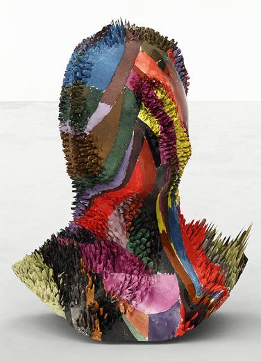 Jon Rafman NAD (Spikey Klee)