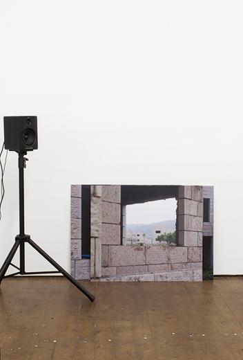 Uriel Orlow Installation 2