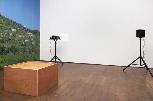 Uriel Orlow Installation 4