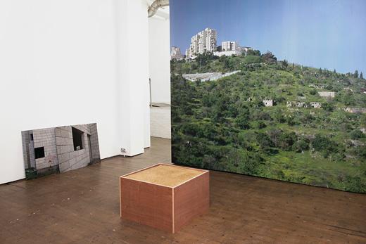 Uriel Orlow Installation 6